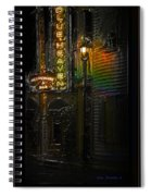 Key West Florida - Blue Heaven Rendezvous Spiral Notebook