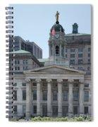 Kings Court Spiral Notebook