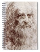 Leonardo Da Vinci (1452-1519) Spiral Notebook