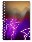 Light Fantastique Spiral Notebook