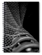Lighthouse Stairs Spiral Notebook