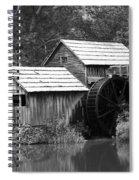 Mabry Mill - Blue Ridge Mountains Spiral Notebook