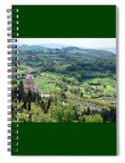 Madonna Di San Biagio Spiral Notebook