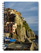 Manarola - Cinque Terre Spiral Notebook