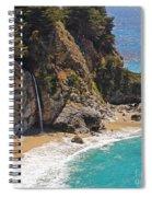 Mcway Falls Spiral Notebook