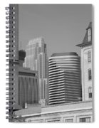 Minneapolis Spiral Notebook