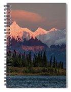 Mount Denali, Previously Known Spiral Notebook