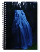 Narada Falls Spiral Notebook
