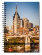 Nashville Morning Spiral Notebook