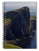 Neist Point Lighthouse Spiral Notebook