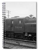 New York Central Railroad Spiral Notebook