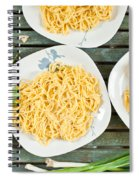 Noodles Spiral Notebook