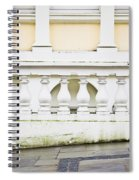 Old Architecture Spiral Notebook