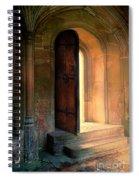 Open Door Spiral Notebook