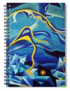 Orpheus And Eurydike Spiral Notebook