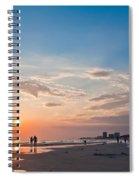 Panama City Florida Spiral Notebook
