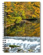Panoramic Beauty Spiral Notebook