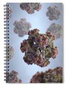 Papillomavirus Spiral Notebook