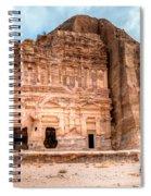 Petra Spiral Notebook