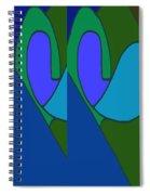 Plantation Spiral Notebook