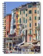 Porto Venere Spiral Notebook