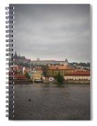 Prague Spiral Notebook