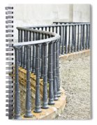 Railings Spiral Notebook