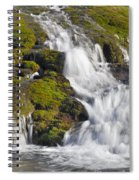 River San Juan  Spiral Notebook