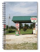 Route 66 - Paris Springs Missouri Spiral Notebook