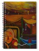 Safety Net Spiral Notebook