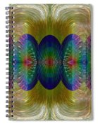 Salsify Abstract Spiral Notebook