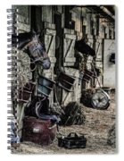 Saratoga Spiral Notebook