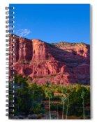 Sedona Arizona Spiral Notebook
