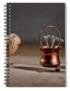 Simple Things -  Strange Birds Spiral Notebook