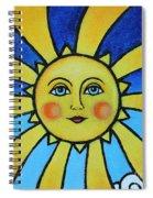 Soleil Spiral Notebook