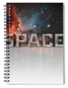 Space Spiral Notebook