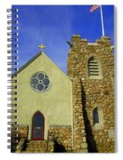 St. Andrews-by-the-sea Spiral Notebook