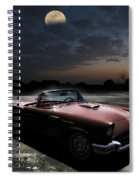 Sweet Dreams Of Route 66 Spiral Notebook