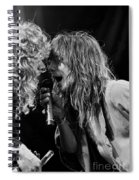 Tesla - Jeff Keith Spiral Notebook