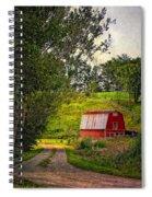 The Lane Spiral Notebook