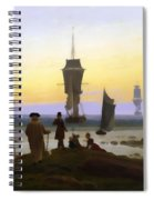 The Stages Of Life  Spiral Notebook