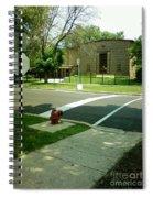 Third Unitarian Church Of Chicago Spiral Notebook