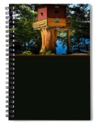 Tree House Spiral Notebook