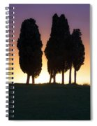 Tuscany - Val D'orcia Spiral Notebook