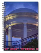 Tweet Of The Night 7 Spiral Notebook
