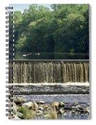 Unicorn Lake Spiral Notebook