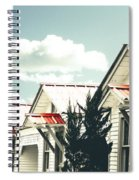 3-v Motel St Francisville La Spiral Notebook
