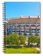 view of Charlotte North Carolina Spiral Notebook