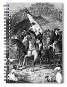 Washington Trenton, 1789 Spiral Notebook