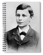 Wilbur Wright (1867-1912) Spiral Notebook